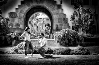 Lory and Charlie-8820_BW