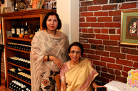 Nancy and Sunny Pujji